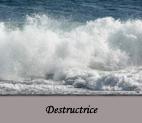 Instants éphémères en mer pour art numérique et digigraphie